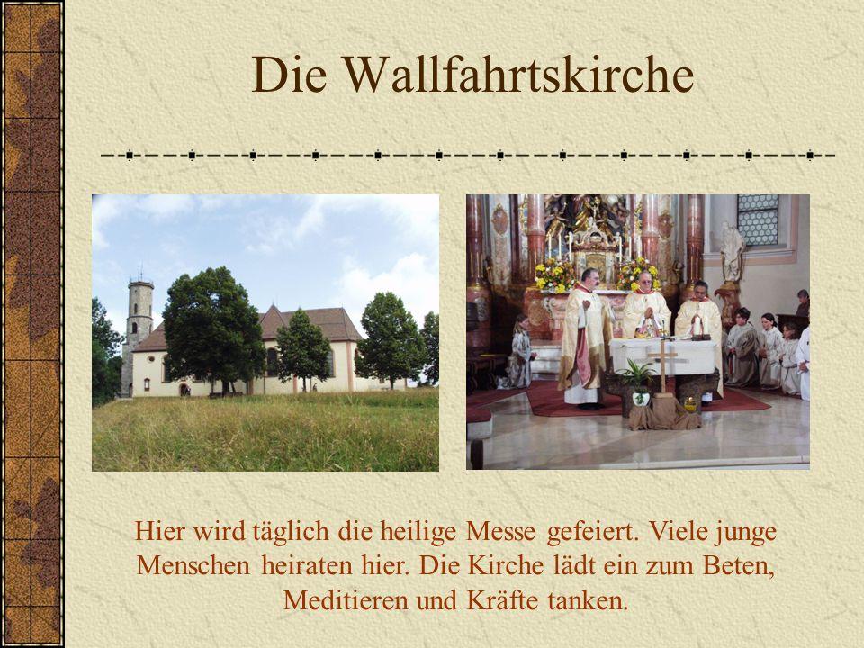 Die Wallfahrtskirche