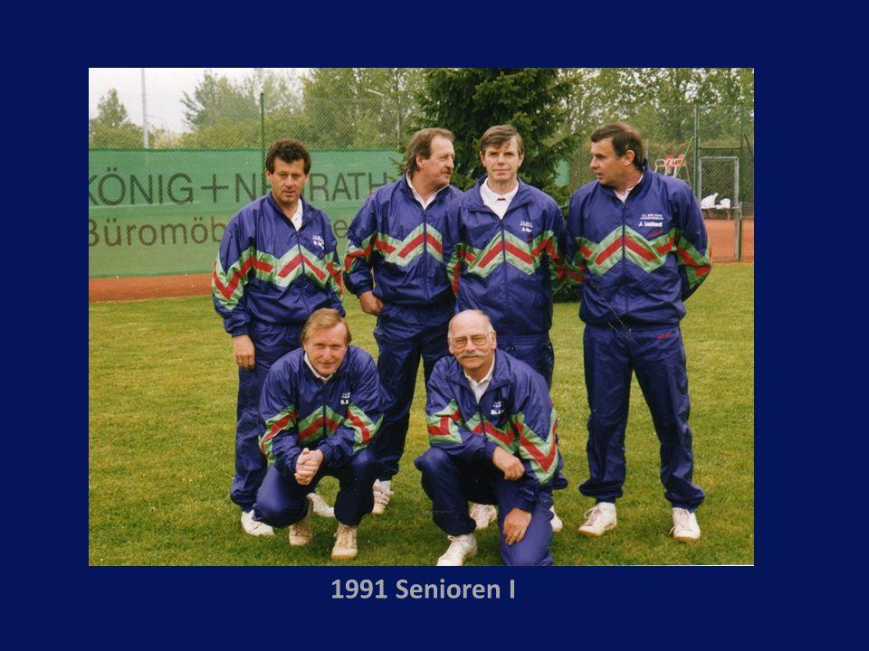 1991 Senioren I