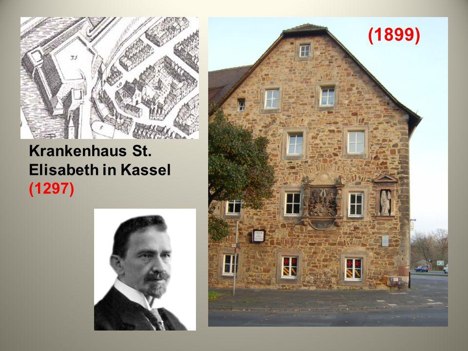 (1899) Krankenhaus St. Elisabeth in Kassel (1297)