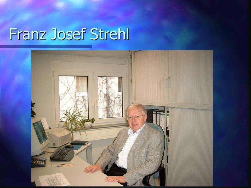 Franz Josef Strehl