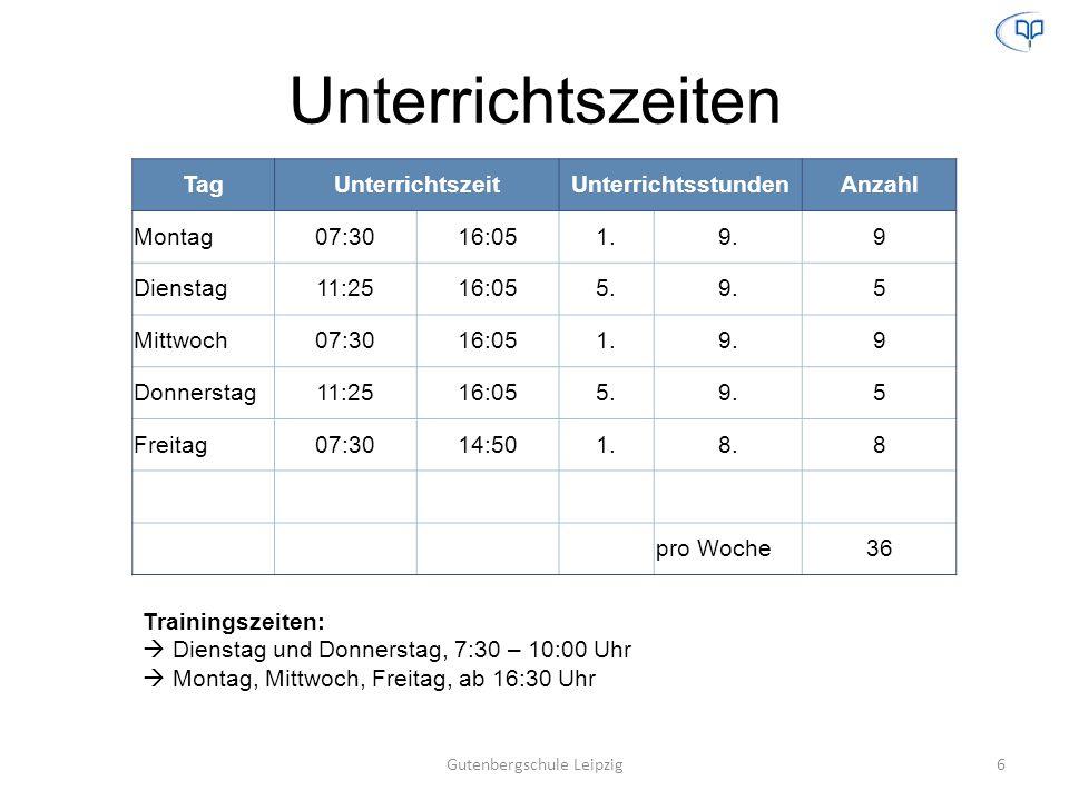 Gutenbergschule Leipzig