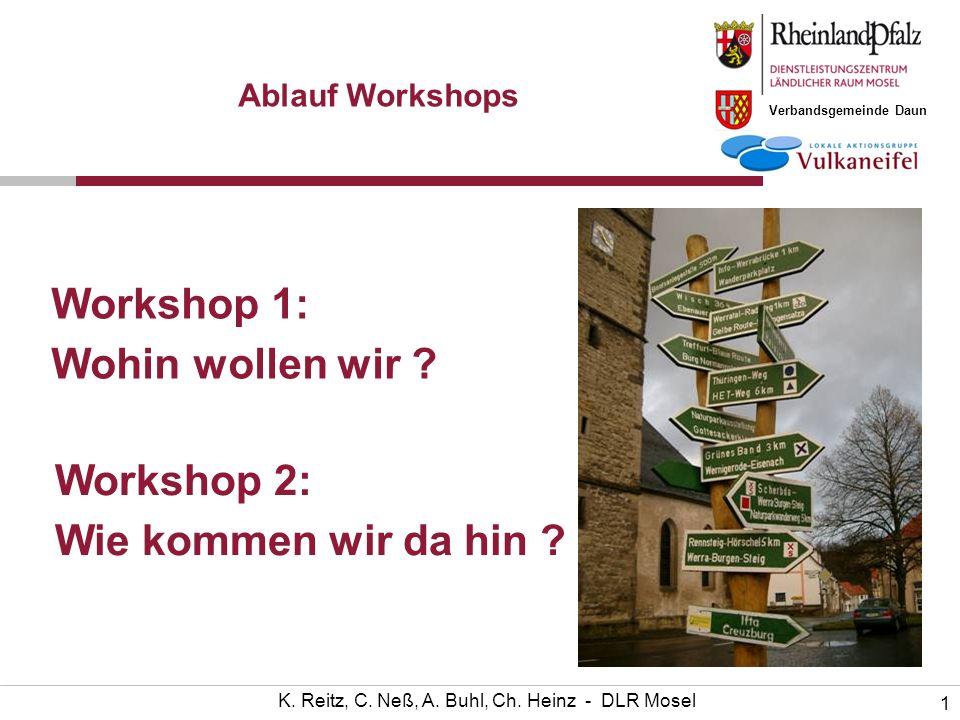 K. Reitz, C. Neß, A. Buhl, Ch. Heinz - DLR Mosel