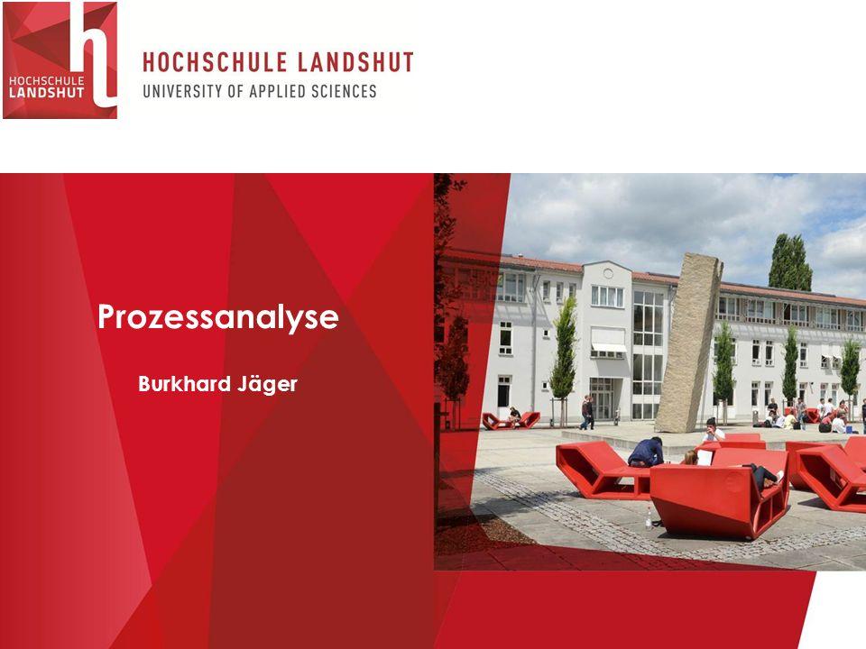 Prozessanalyse Burkhard Jäger