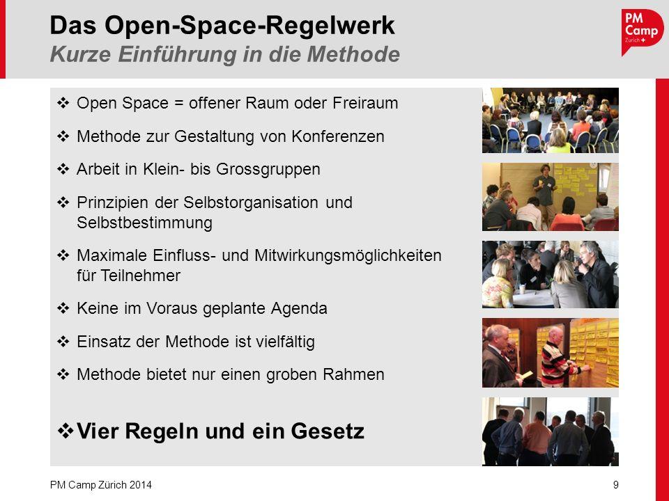 Das Open-Space-Regelwerk Kurze Einführung in die Methode