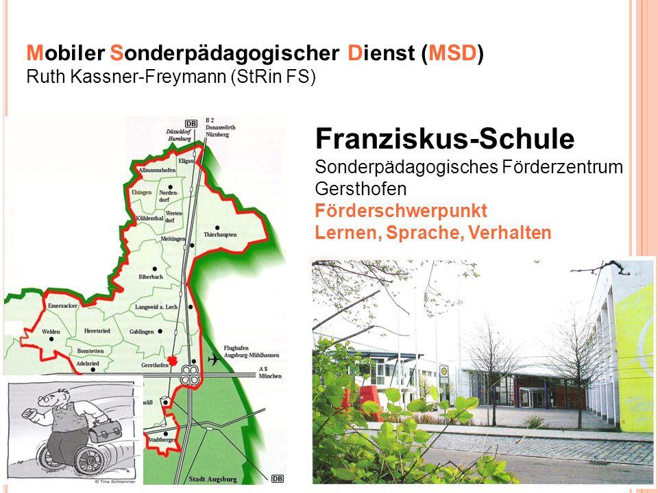 MSD – Förderzentrum Gersthofen