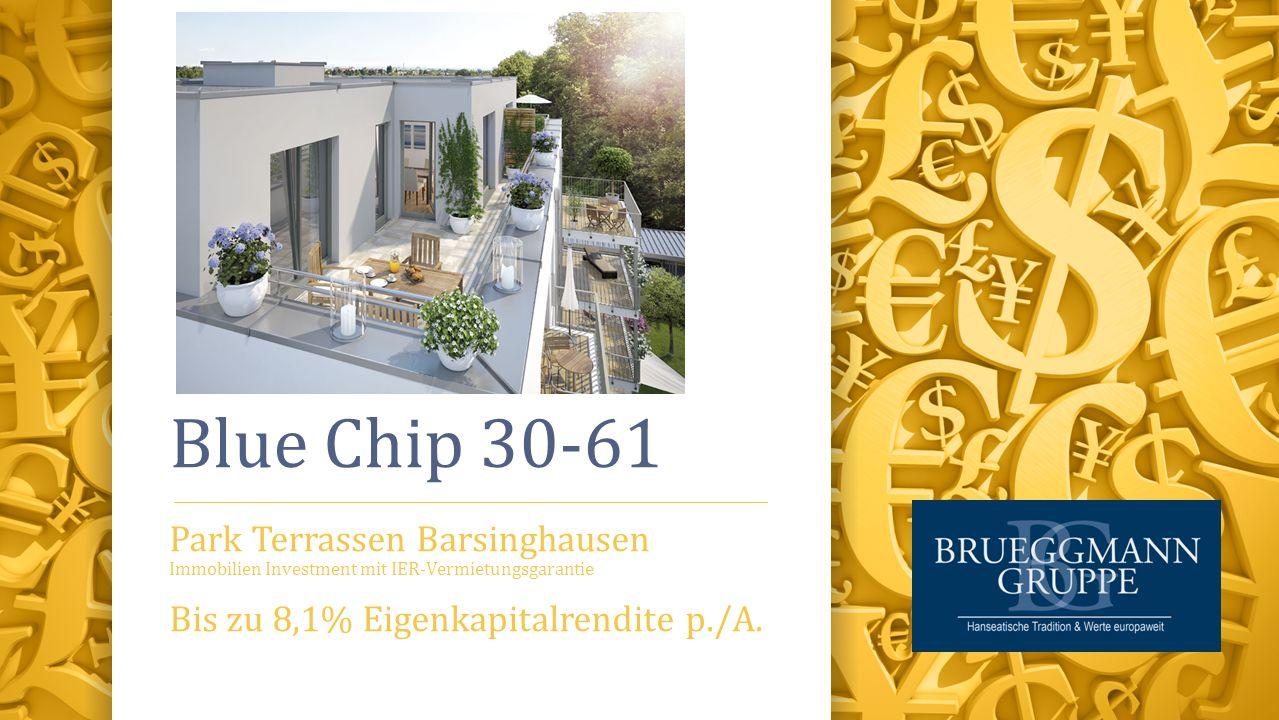 Blue Chip 30-61 Park Terrassen Barsinghausen