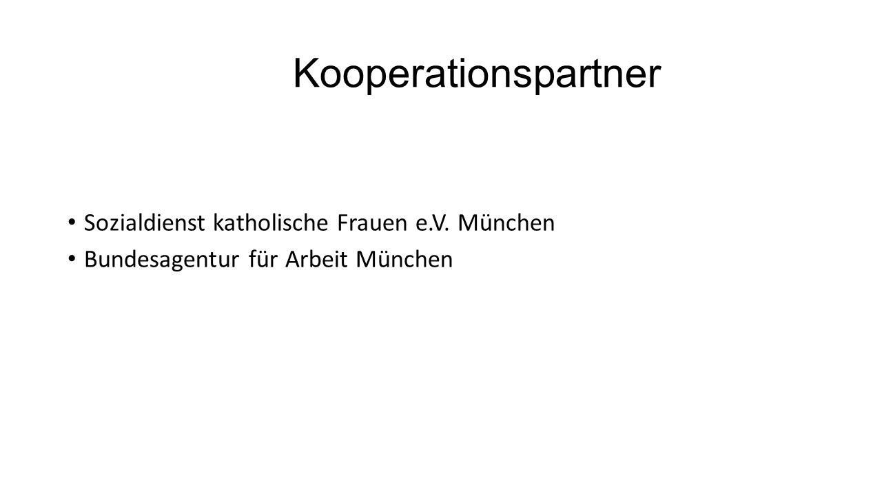 Kooperationspartner Sozialdienst katholische Frauen e.V. München