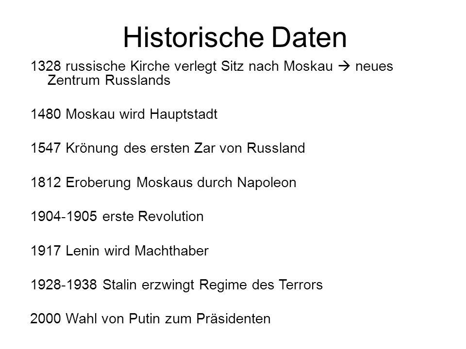 Historische Daten