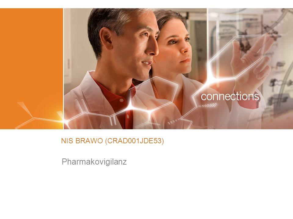 NIS BRAWO (CRAD001JDE53) Pharmakovigilanz