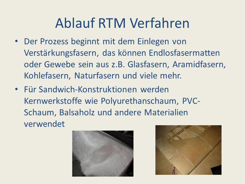 Ablauf RTM Verfahren