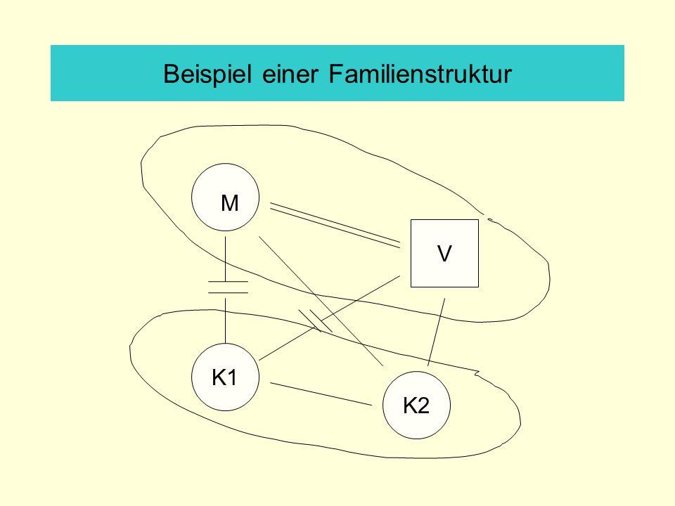 Beispiel einer Familienstruktur