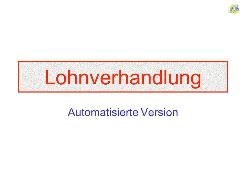 Automatisierte Version