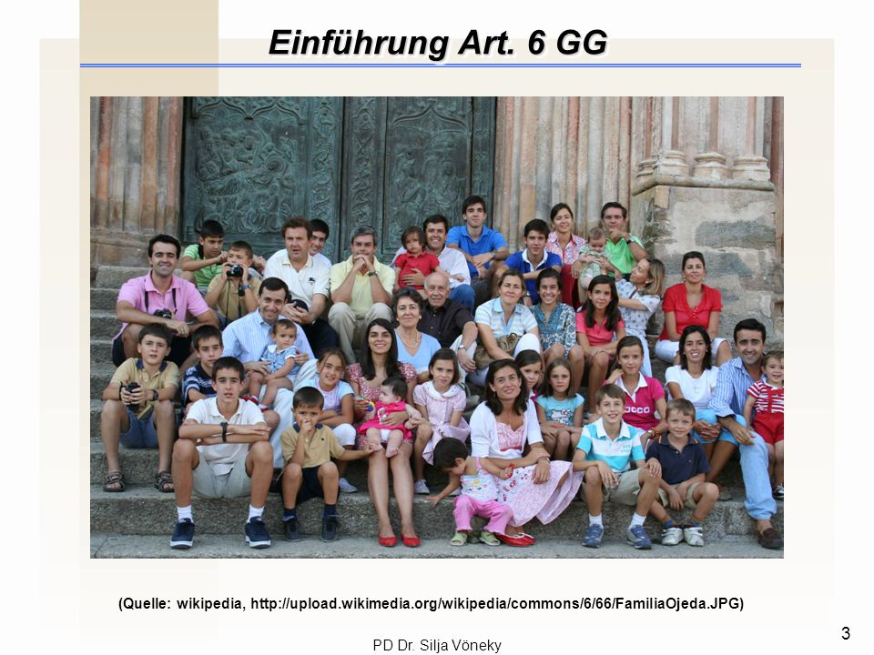 Gabriele Pauli Einführung Art. 6 GG