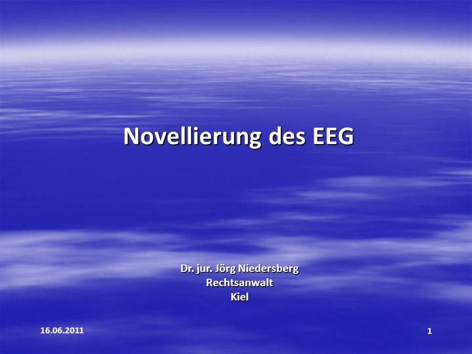 Dr. jur. Jörg Niedersberg