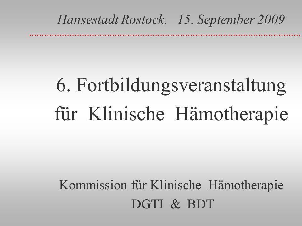 Hansestadt Rostock, 15. September 2009