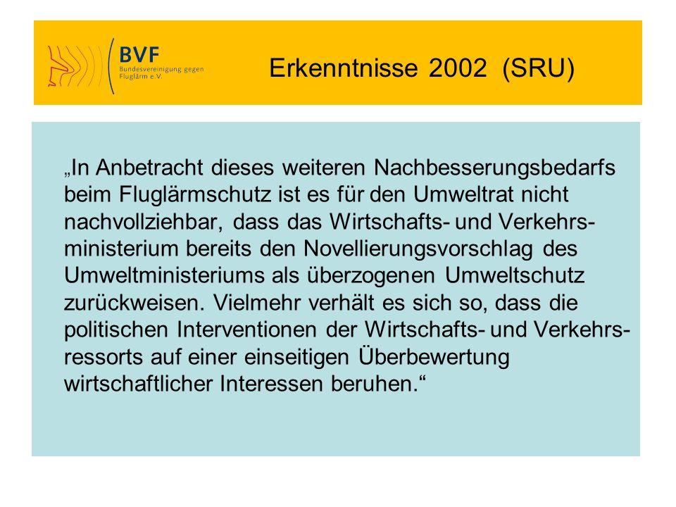 Erkenntnisse 2002 (SRU)