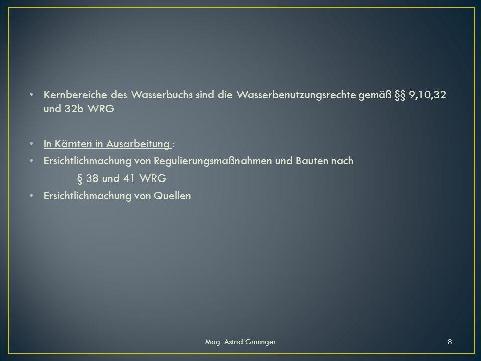 In Kärnten in Ausarbeitung :