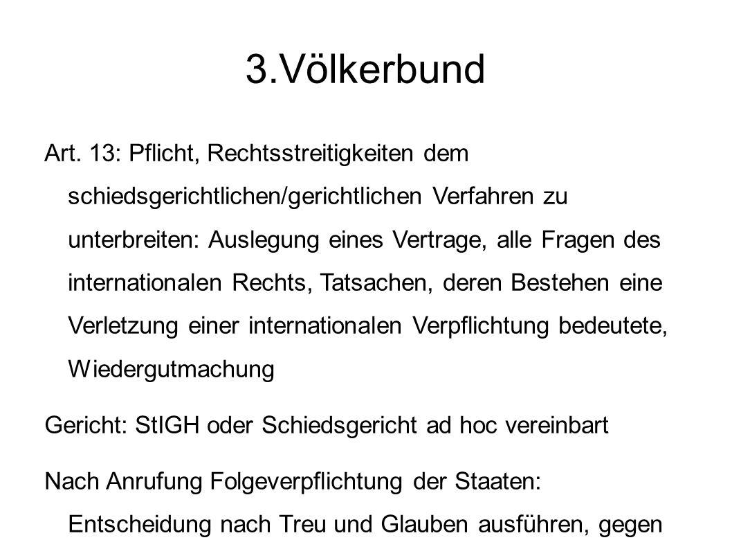 3.Völkerbund