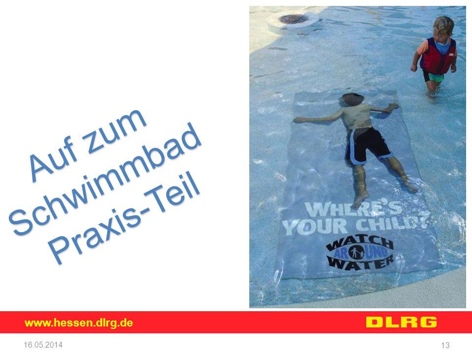 Auf zum Schwimmbad Praxis-Teil 30.03.2017