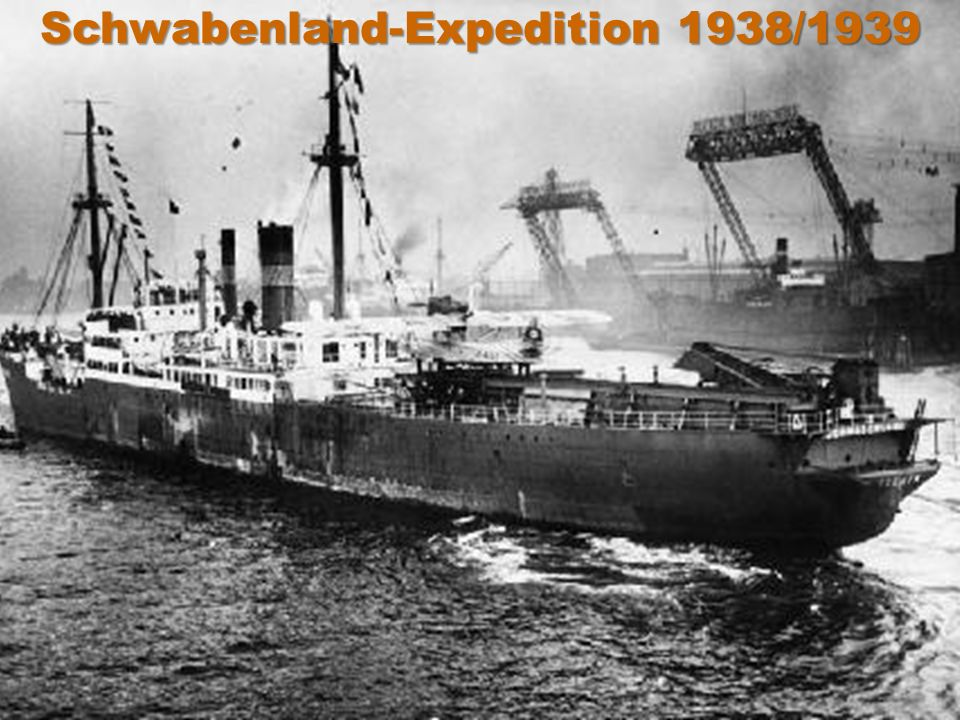 Schwabenland-Expedition 1938/1939