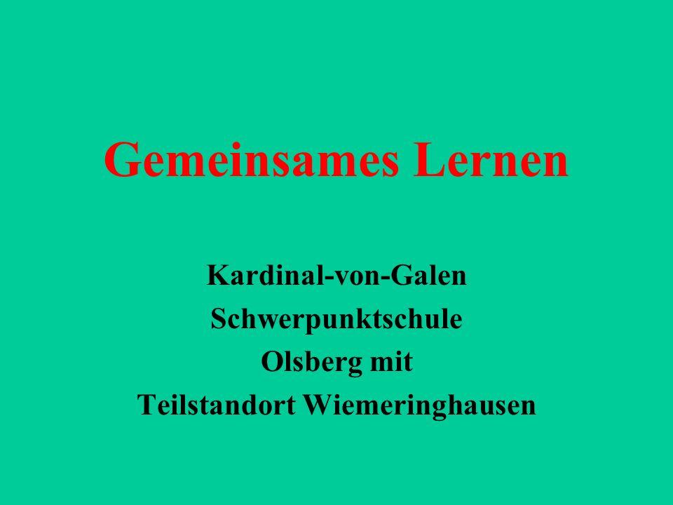 Teilstandort Wiemeringhausen