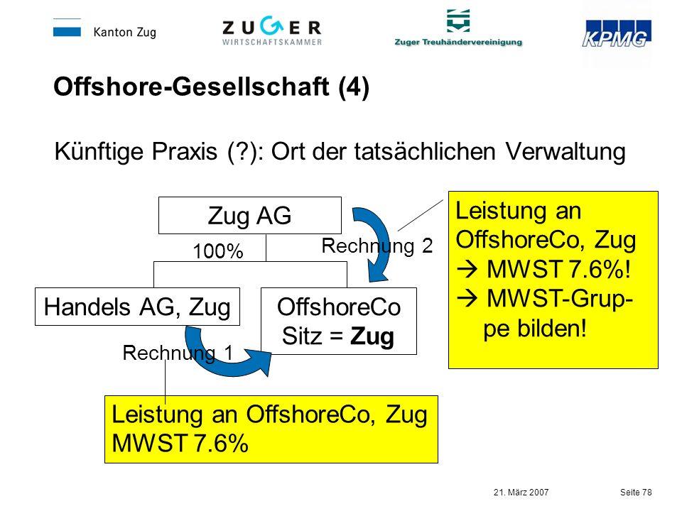 Offshore-Gesellschaft (4)