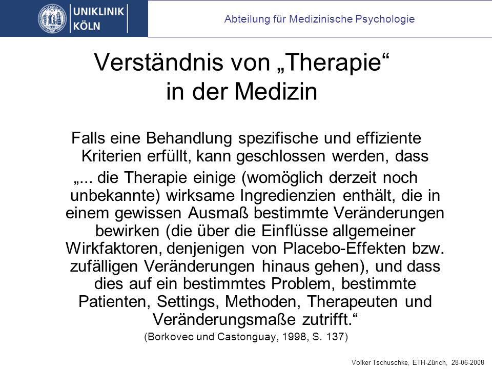 Univ.-Prof. Dr. Dipl.-Psych. Volker Tschuschke
