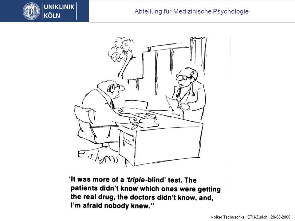 RCT in der Psychotherapieforschung