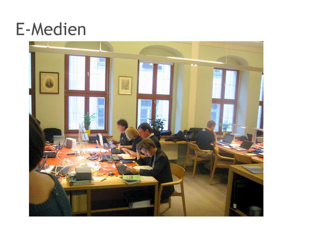 E-Medien