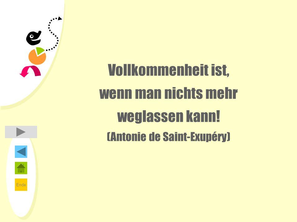 PowerPoint 2002/2003 3/30/2017Juni 2010. Vollkommenheit ist, wenn man nichts mehr weglassen kann! (Antonie de Saint-Exupéry)