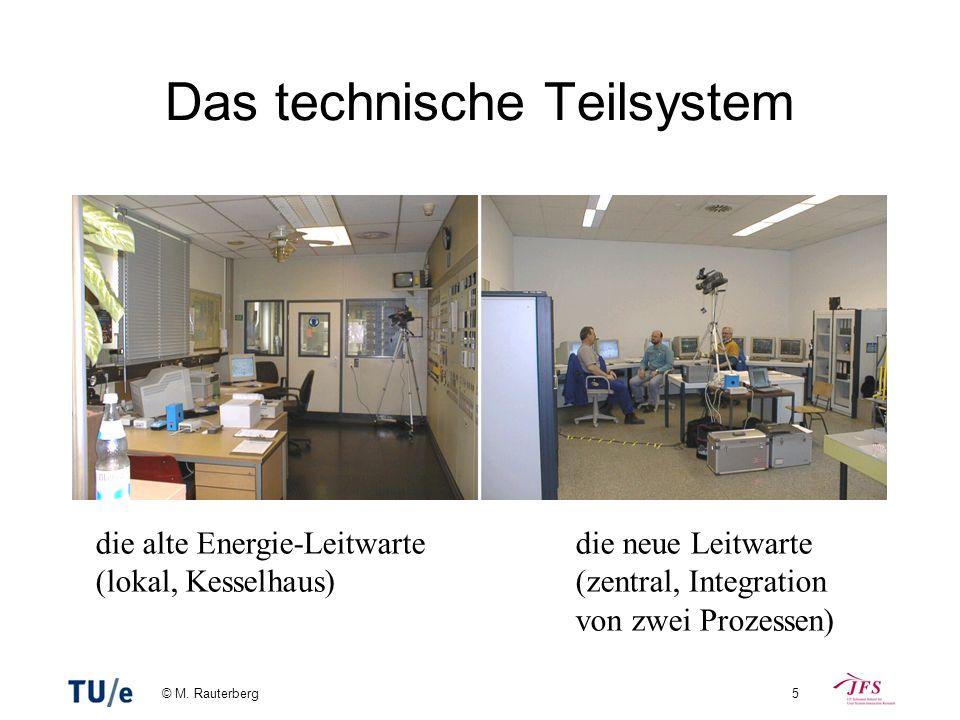 Das technische Teilsystem