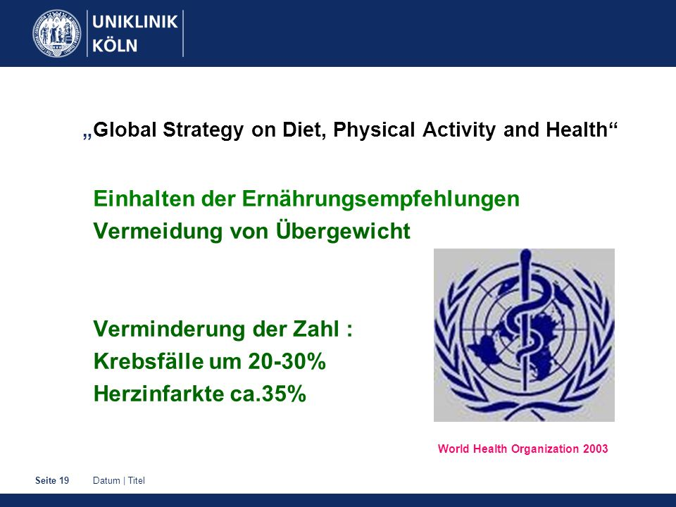 """Global Strategy on Diet, Physical Activity and Health"