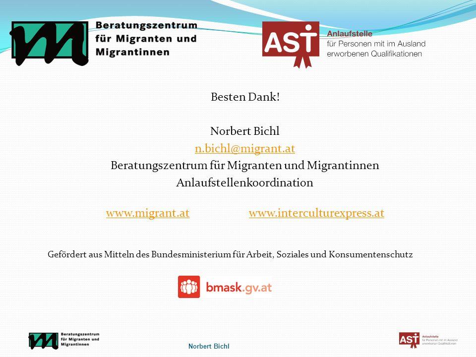 Beratungszentrum für Migranten und Migrantinnen