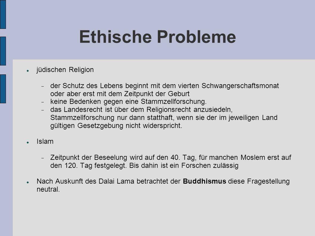 Ethische Probleme jüdischen Religion