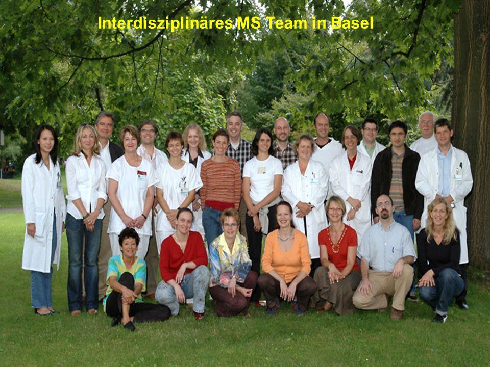 Interdisziplinäres MS Team in Basel