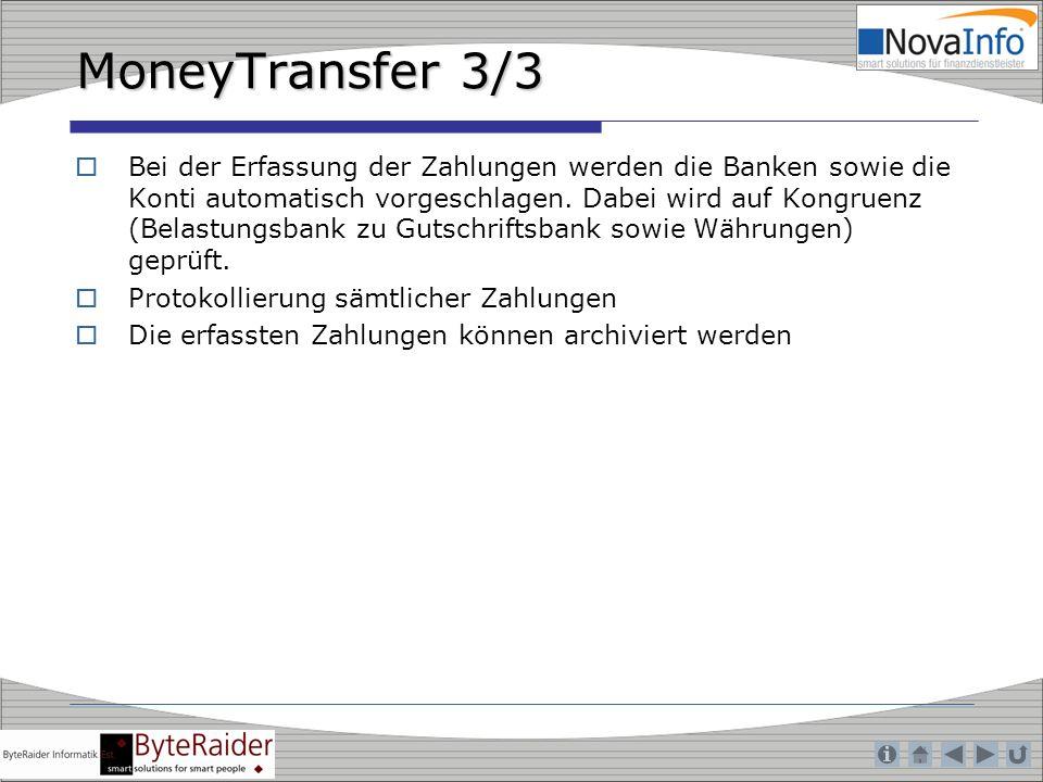 MoneyTransfer 3/3