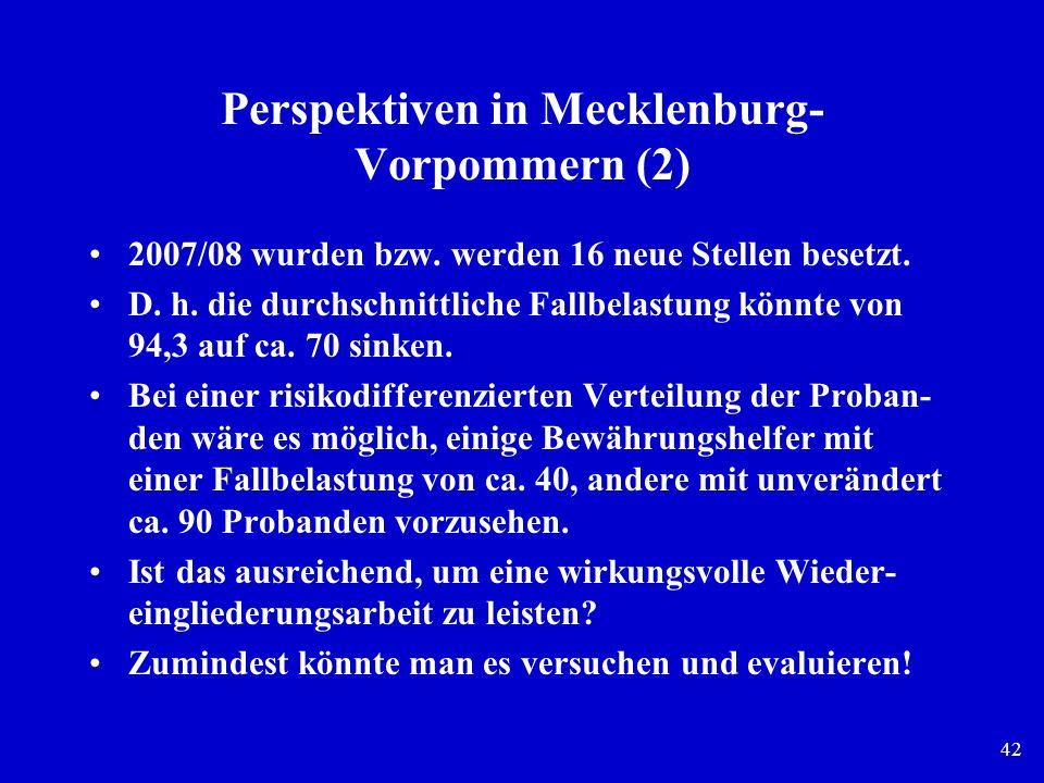 Perspektiven in Mecklenburg-Vorpommern (2)