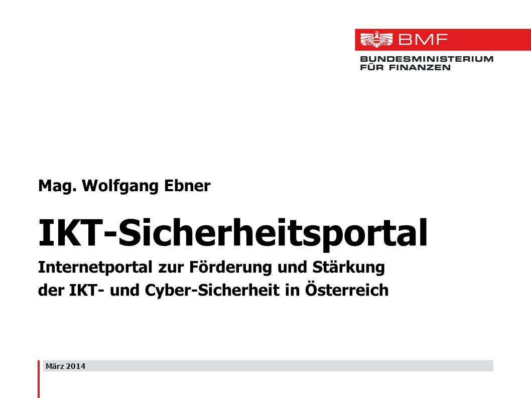 IKT-Sicherheitsportal