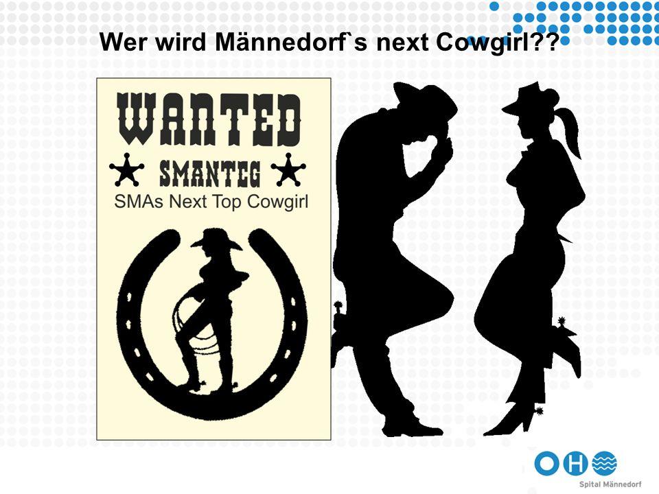 Wer wird Männedorf`s next Cowgirl