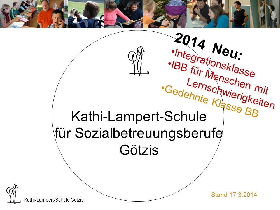 Kathi-Lampert-Schule für Sozialbetreuungsberufe Götzis