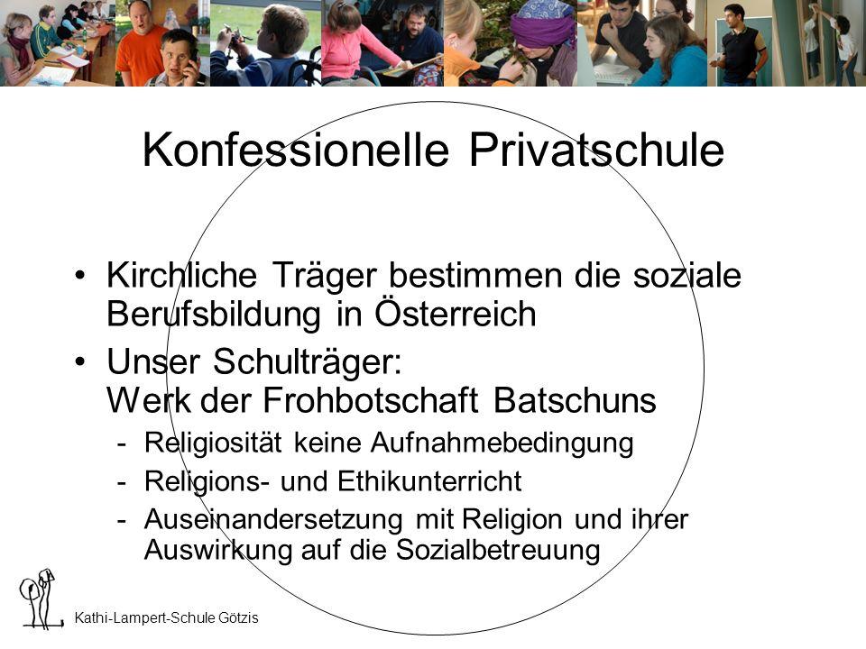 Konfessionelle Privatschule
