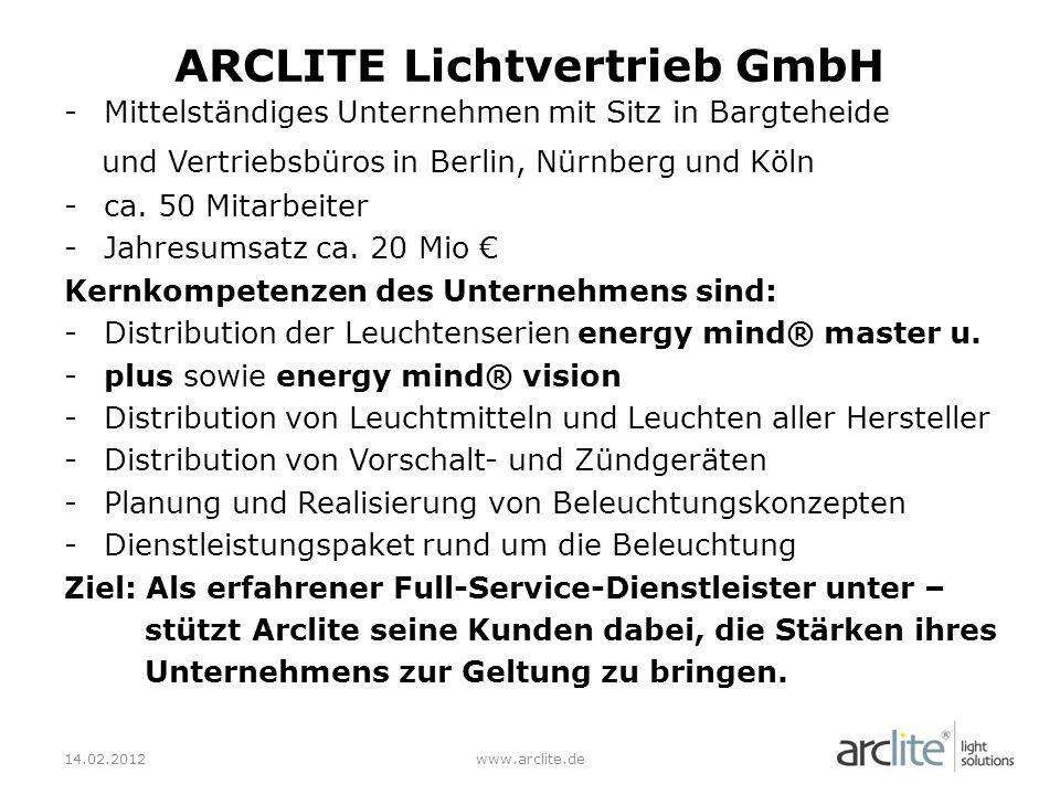 ARCLITE Lichtvertrieb GmbH