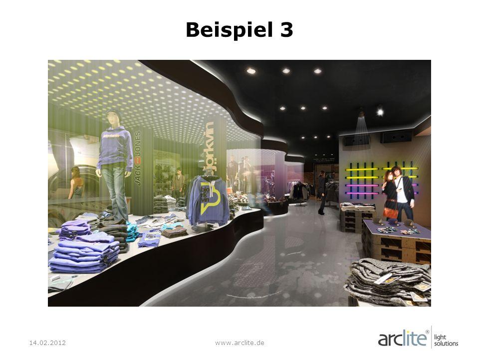 Beispiel 3 14.02.2012 www.arclite.de
