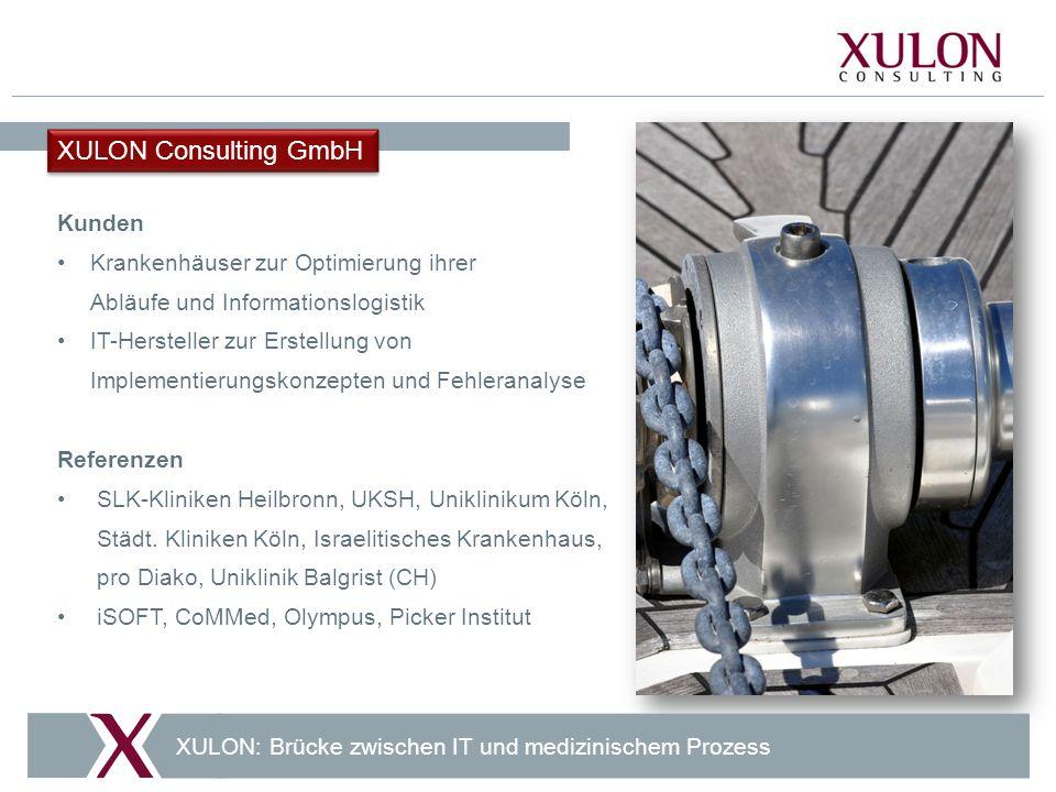 XULON Consulting GmbH Kunden