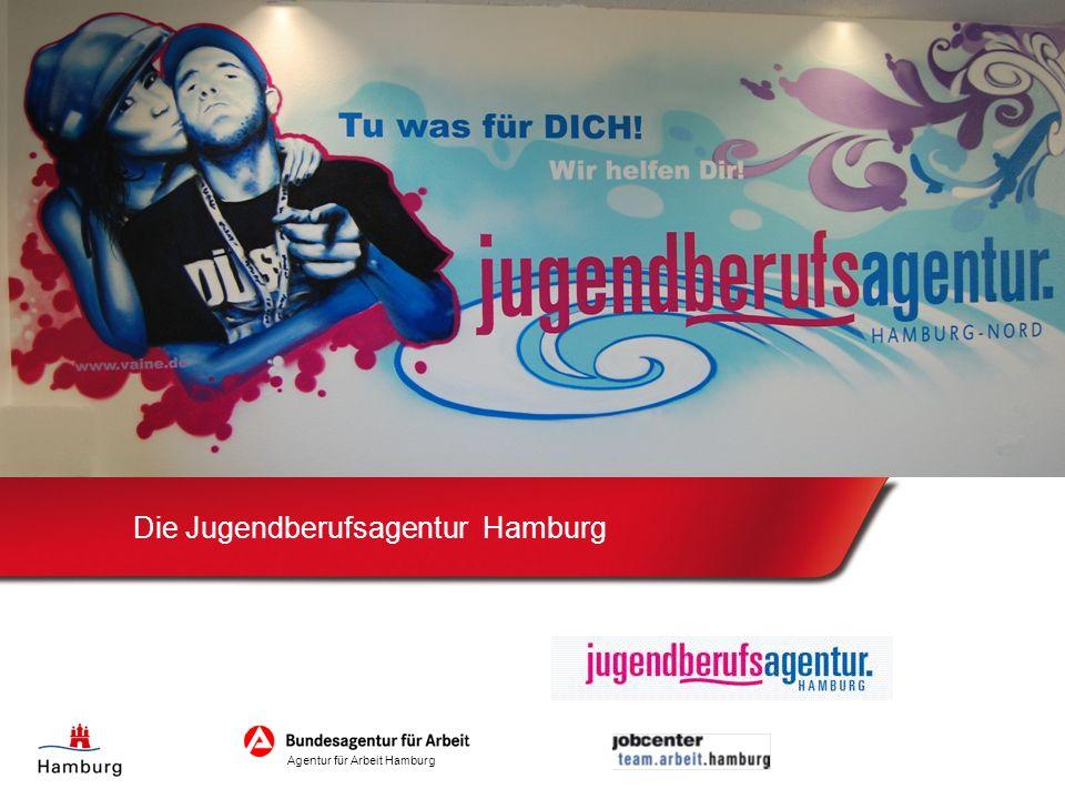Die Jugendberufsagentur Hamburg