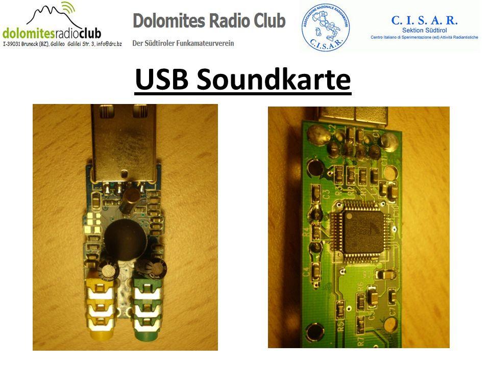 USB Soundkarte