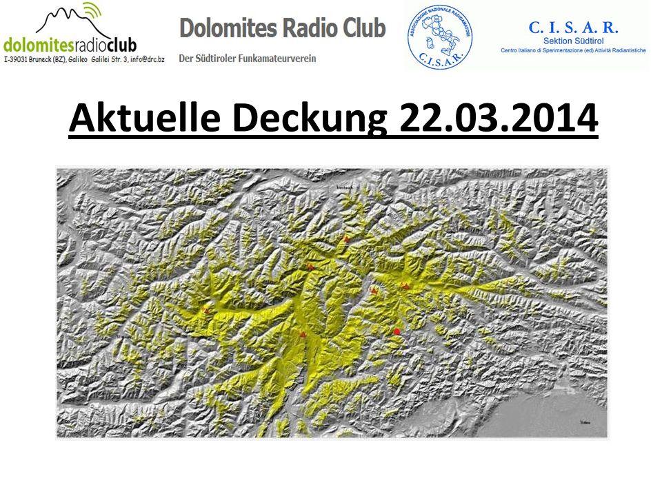 Aktuelle Deckung 22.03.2014