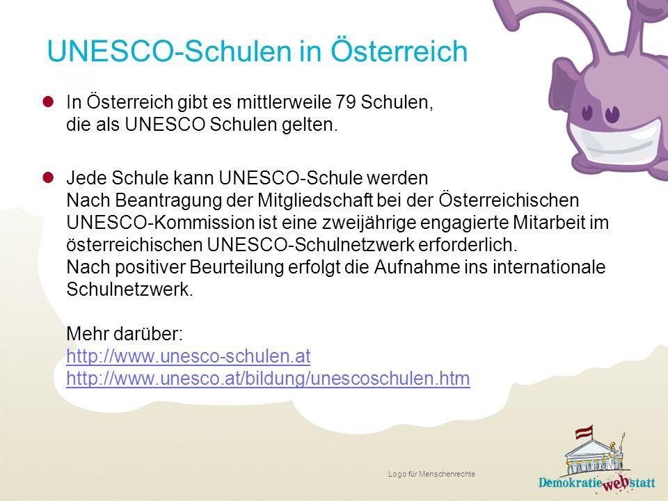 UNESCO-Schulen in Österreich