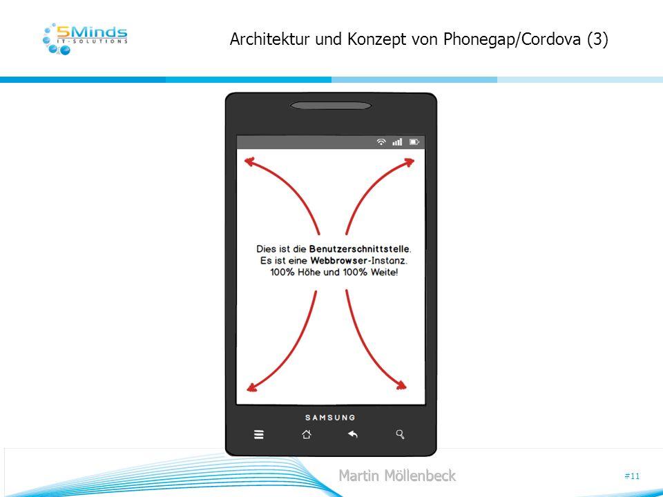Architektur und Konzept von Phonegap/Cordova (3)