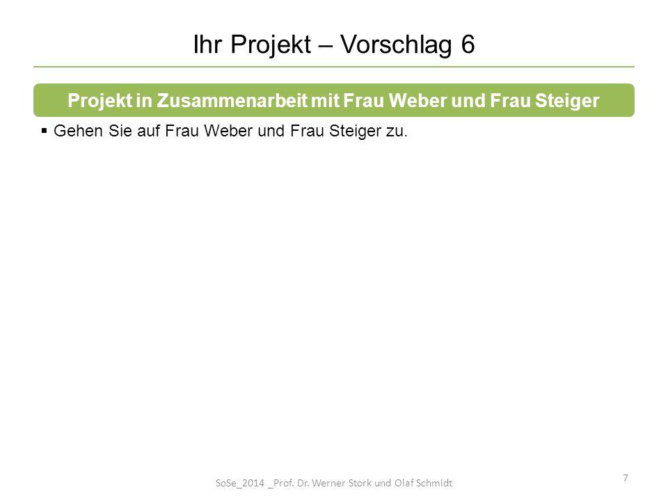 Ihr Projekt – Vorschlag 6